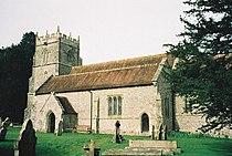 Durweston, parish church of St. Nicholas - geograph.org.uk - 505184.jpg