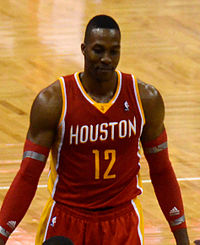 Dwight Howard bei den Lakers
