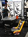 E3 2011 - Playseat racing seats (5831894306).jpg