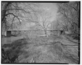 EAST ELEVATION, VIEW WEST - Knightly Bridge, Spanning Middle River at State Route 778, Knightly, Augusta County, VA HAER VA,8-KNIGH.V,1-3.tif