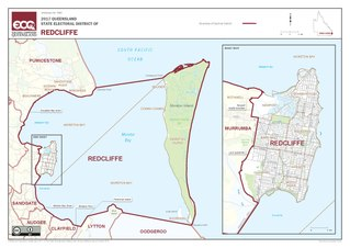 Electoral district of Redcliffe state electoral district of Queensland, Australia