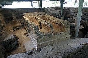 Joya de Cerén - Image: ES Joya Ceren 05 2012 Estructura 3 Area 3 1470