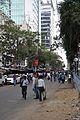 Earthquake Leads Office Evacuation - Sector-V - Salt Lake City - Kolkata 2015-04-25 5993.JPG