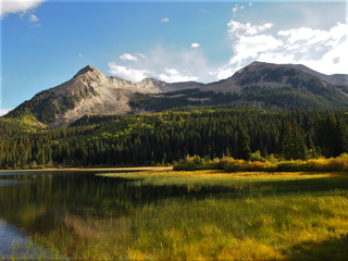 East Beckwith Mountain