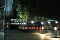 East side of Triton Square after dark - geograph.org.uk - 1548634.jpg