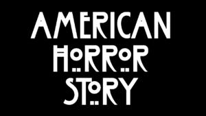 American Horror Story - Image: Ecran Titre d'American Horror Story