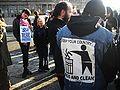 Edinburgh in anti-fascist protest 20 2 2010.JPG