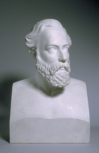 Diocletian Lewis - Image: Edmonia Lewis Bust of Dr Dio Lewis Walters 27605