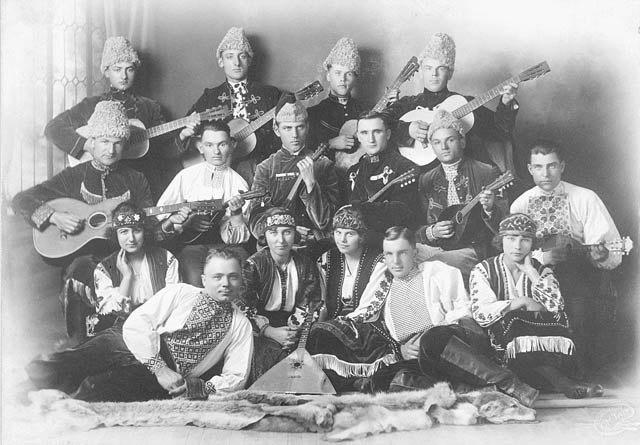 Edmonton Ukrainian orchestra