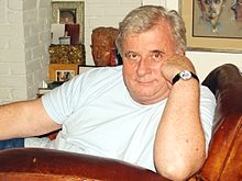 White in his home in New York, October 2007