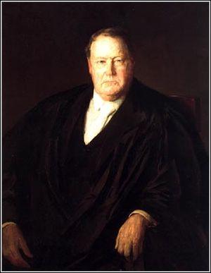White Court (judges) - Chief Justice Edward Douglass White