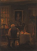 Edward Lamson Henry - The Widower - 1979.5.6 - Smithsonian American Art Museum.jpg