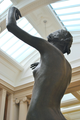 Edward Onslow Ford (1852-1901) - Echo (1895) low back left, waist up, Lady Lever Art Gallery, June 2013 (9095252151).png