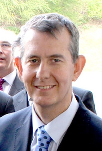 Department of Health (Northern Ireland) - Image: Edwin Poots (cropped)