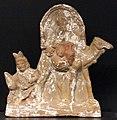 Egitto, alessandria, sacerdote che danza e arpocrate su un dromedario, I sec. ac.-IV dc. ca..JPG