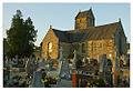 Eglise de Romagny un soir de novembre.jpg