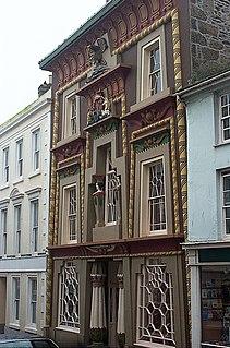 Egyptian House, Penzance