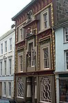 Egyptian house, Chapel Street, Penzance, close up.jpg