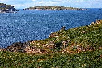 Eilean Mullagrach - Image: Eilean Mullagrach 930536