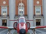 Ejército del Aire, CASA C-101, detalle, Madrid, España, 2015.JPG