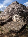 Ek Balam Archaeological Site - Near Valladolid - Yucatan - Mexico - 08.jpg
