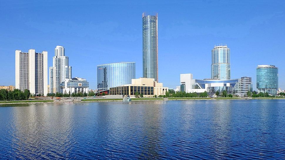 Ekaterinburg-city