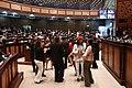 El Pleno de la Asamblea Nacional exaltó el talento del Trío Colonial. Otorgó la condecoración Vicente Rocafuerte al Mérito Cultural (9315201055).jpg