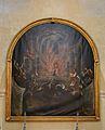 El milacre de la santes Formes. Incendi de santa Maria, Antoni de Villanueva, església de santa Maria, Alacant.JPG