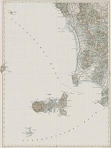 elba szigete térkép Régi térképek/Európa/Az Osztrák Magyar Monarchia 1910 körül/Elba