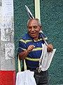Elderly Man on Street Corner - Granada - Nicaragua (31945347445) (2).jpg