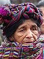 Elderly Mayan Woman - Santa Cruz del Quiche - Quiche - Guatemala - 01 (15934001925).jpg