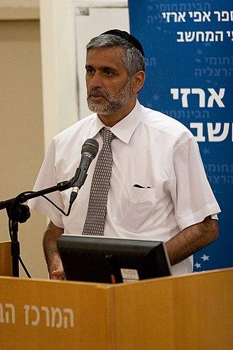 Eli Yishai - Yishai in 2009