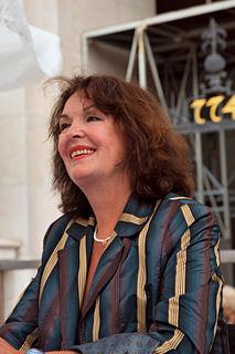 Elisabeth Trissenaar Austrian actress