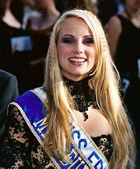 Image illustrative de l'article Miss France 2001