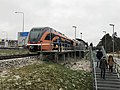 Elron train at Pärnu train station (2).jpg