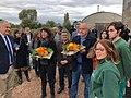 Els consellers Bargalló i Jordà visiten l'espai de pràctiques agràries de l'Institut les Salines, al Parc Agrari del Baix Llobregat.jpg