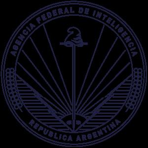 Federal Intelligence Agency - Image: Emblema de la Agencia Federal de Inteligencia
