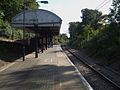 Emerson Park stn look east.JPG