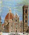Emilio de fabris, prima proposta per la facciata del duomo di firenze.jpg
