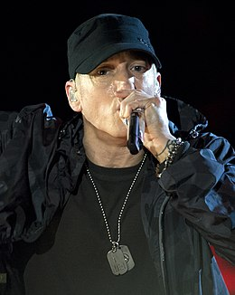 Eminem - Concert for Valor in Washington, D.C. Nov. 11, 2014 (2) (cropped).jpg