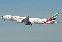 A6-ECJ - B77W - Emirates
