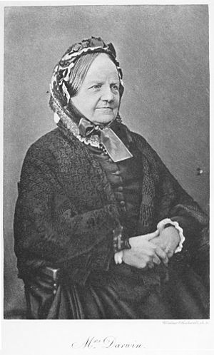 Emma Darwin - In older age