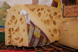 Emmental cheese Swiss cheese