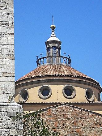 Santa Maria delle Carceri, Prato - Dome