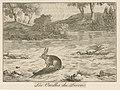 """Engraving, """"Les Oreilles du Lieure"""" from La Fontaine's Fables, ca. 1770–1800 (CH 18609011).jpg"""