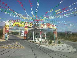 Entrada a San Simón Yehualtepec, Puebla.jpg