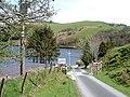 Entrance to Llyn Clywedog Sailing Club - geograph.org.uk - 787799.jpg