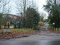 Entrance to Swanley Village Nursery - geograph.org.uk - 1612938.jpg