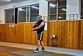 Epee fencer Aris Koutsouflakis.jpg
