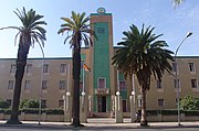 Eritrea - Government building, Asmara
